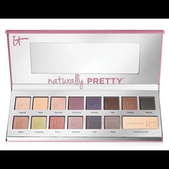it cosmetics Other - Naturally Pretty Pallett